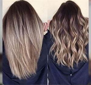 Balayage Blond Grau : balayage hair everything you need to know before trying this awesome haircolor technique ~ Frokenaadalensverden.com Haus und Dekorationen