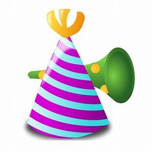 Birthday Icon Free Vector / 4Vector