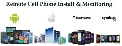 remote cell phone is it possible to remote install software on android