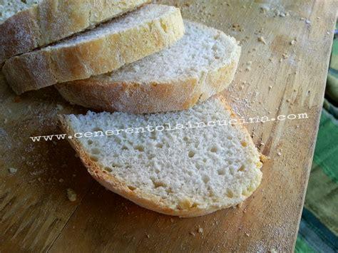 cenerentola in cucina ricette cenerentola in cucina pane pugliese con macchina pane