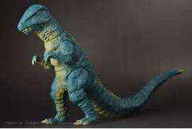 The Rave Corner  Y-MSF Gorosaurus  King Kong Escapes  Review  King Kong Escapes Gorosaurus