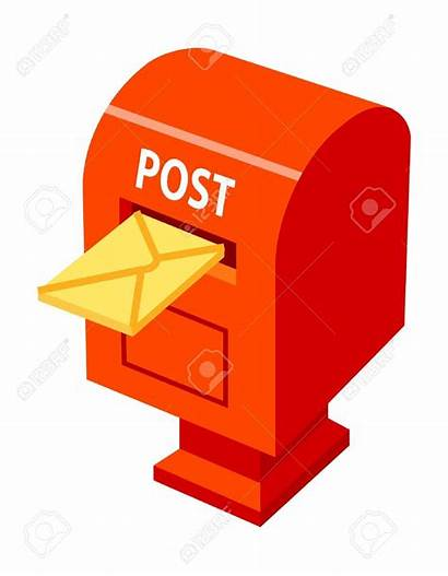 Clipart Box Letter Boxes Office Mail Cliparts