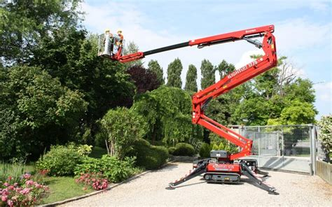 Spider Lifts (tracked Access Platforms)