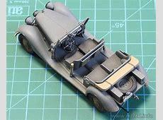 Ukraine scale plastic model kits figures, German military