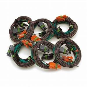 Emission Harness Painless Wiring 60323