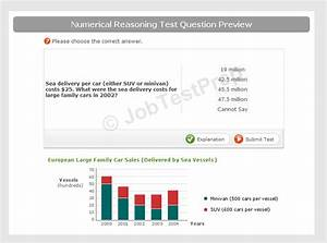 Numerical Reasoning Test Tips  Techniques  Tricks  U0026 Formulas