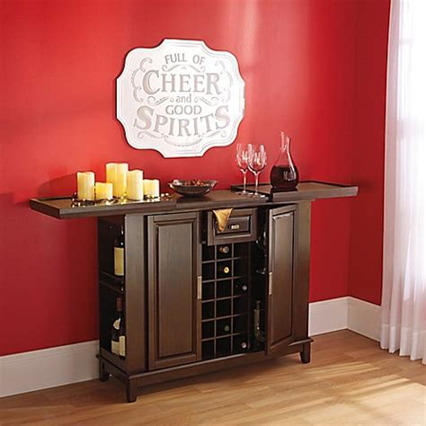 Buy Ampersand® Catalina Wine Bar from Bed Bath & Beyond