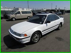 1991 Acura Integra Gs Used 1 8l I4 16v Manual No Reserve