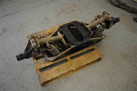 jaguar xke irs  type rear differential   xke rear