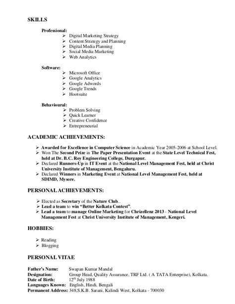 28 marketing resume skills marketing skills resume