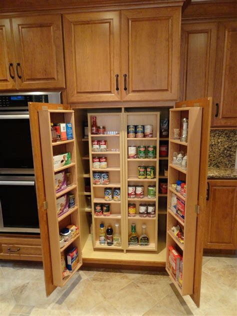 Re imagining the Kitchen Pantry Cabinet   Mother Hubbard's