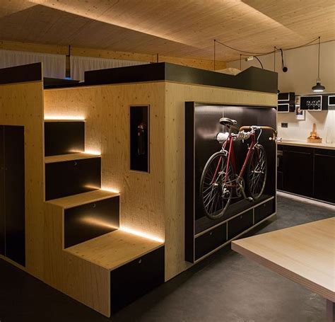 Moormann?s Kammerspiel is all in one living cube for small