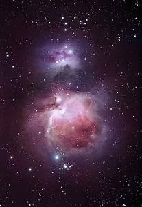M42 and NGC1977 Nebula