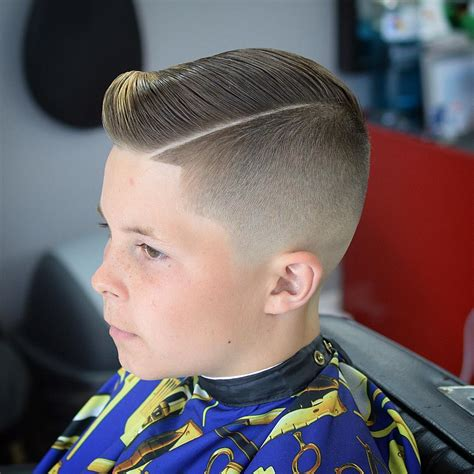 top 30 cool boy haircuts and hairstyles 2017
