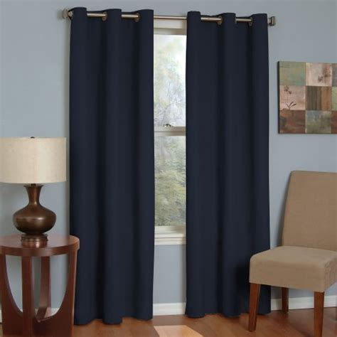 Eclipse Thermaback Curtains Grommet eclipse thermaback microfiber grommet blackout window