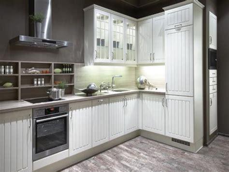 Satin Finish Polyurethane White Kitchen, Kitchen Cabinet