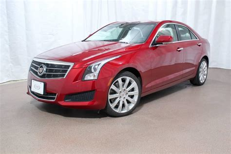 used 2014 cadillac ats for sale red noland preowned