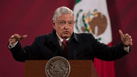 "Mexican president dubs Biden ""the migrant president ..."