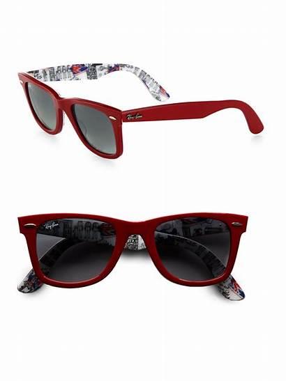 Ban Ray Sunglasses Wayfarer London 50mm Lyst