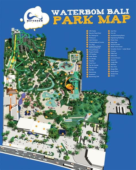 8 Best Waterbom Park Images On Pinterest Bali Indonesia
