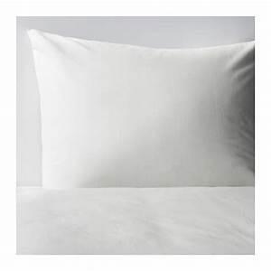 Ikea Taie D Oreiller : dvala housse de couette et taie d 39 oreiller 150x200 50x60 cm ikea ~ Melissatoandfro.com Idées de Décoration
