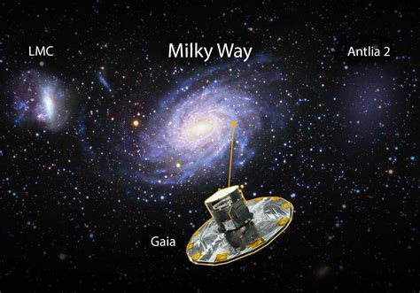 Enormous 'ghost Galaxy Spotted Hiding Next To The Milky