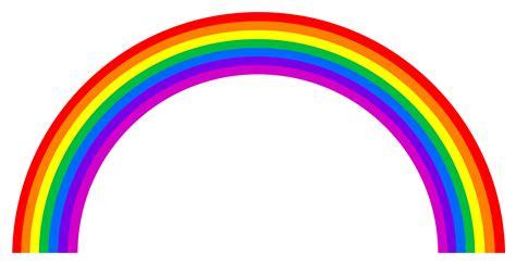 Clipart Rainbow Rainbow Arc Vector Free Clip