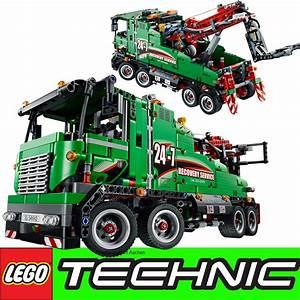 Lego Technic Camion : lego technic 42008 service truck 2in1 or technic crane ebay ~ Nature-et-papiers.com Idées de Décoration