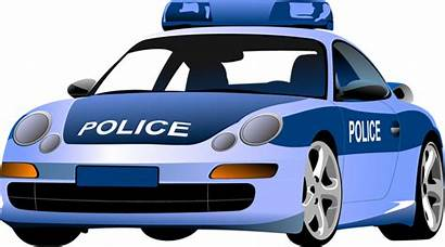 Police Clip Clipart Officer Transparent Policeman Animated