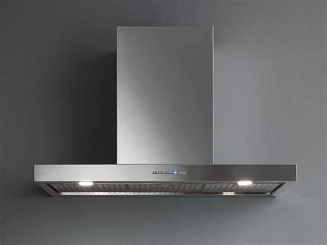 cappa  carboni attivi  acciaio inox  parete plane nrs falmec