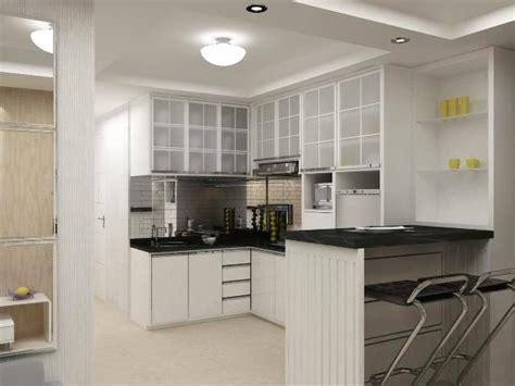Desain Interior Apartemen  Kitchen Set  Tazora Design