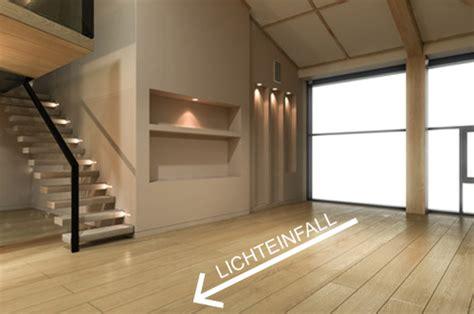 Laminat Worauf Achten by Laminat Verlegen Lichteinfall Indoo Haus Design