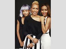 Jada Pinkett Smith's touching family portrait with singer