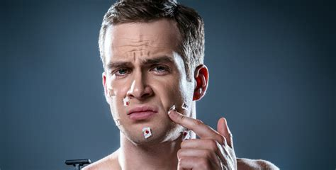 stop shaving cut bleeding effective fixes tips