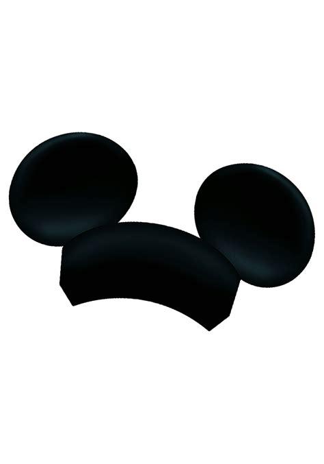 mickey mouse ears template headband