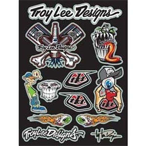 troy designs stickers troy designs funpack logo sticker sheet