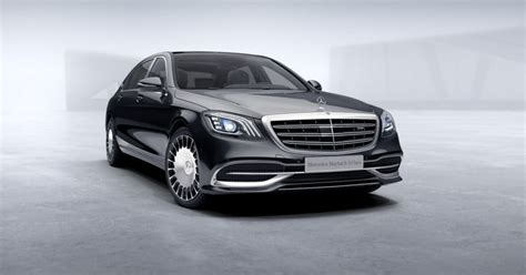 The new height of luxury. Mercedes Benz S450 L 4M MAYBACH   Fugo Cars