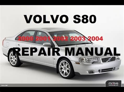 volvo       repair manual youtube