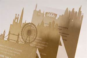 amazing london olympics lasercut invitations With laser cut wedding invitations london