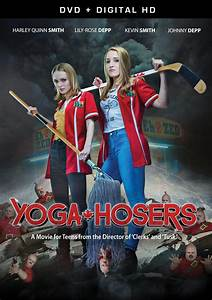 Yoga Hosers DVD Release Date November 22 2016