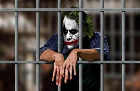 joker  jail  scene  batman hd wallpapers hd