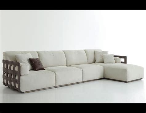 nella vetrina rugiano braid  white sofa