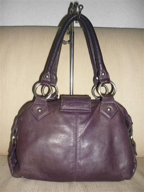 yus branded bag authentic clarks leather handbag
