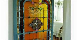 stained glass sliding barn door cool house and property With barn door with stained glass