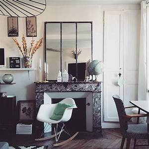 Inspirations Janvier #2 Les cheminées, accessoires déco