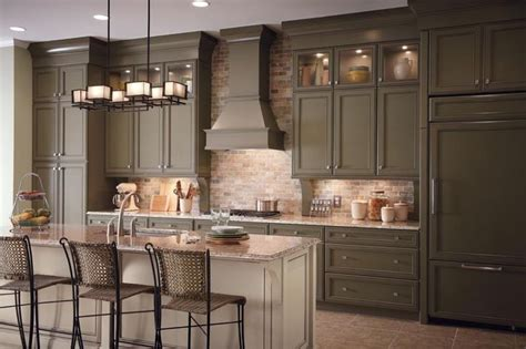 Cabinets Ideas Photos by Lovely Colored Cabinets Colored Kitchen