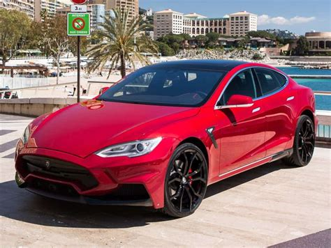 Tesla Model S News by 2016 Tesla Model S Photos And Specifications