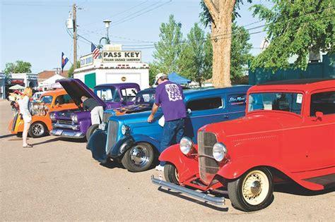 street rod nationals coming  pueblo colorado june