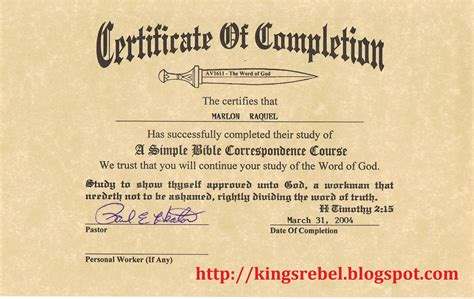 Of The Bible Certificate Tidbits And Bytes 01 01 2011 02 01 2011
