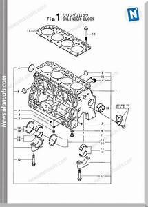 Yanmar Engine 4tn84l
